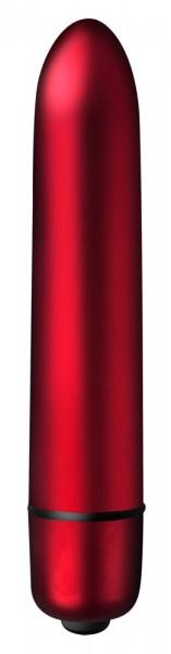 Scarlet Velvet Red