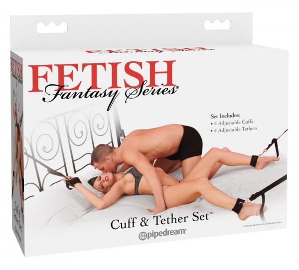 Cuff & Tether Set