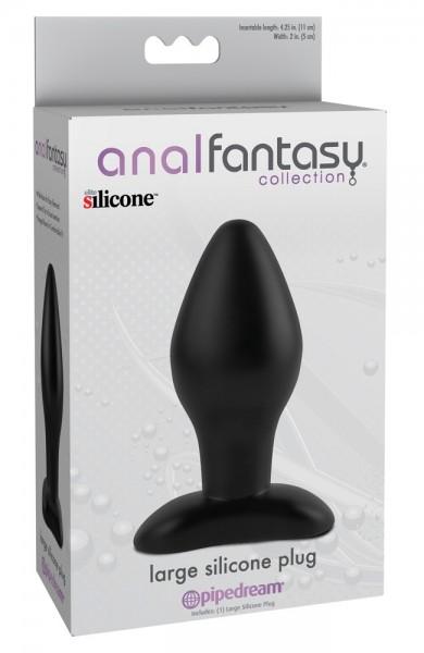 large silicone plug