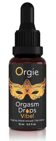 Orgasm Drops Vibe!
