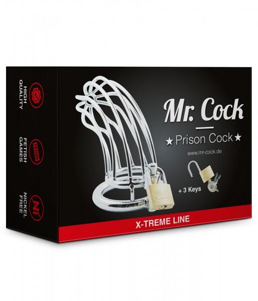 X-treme Line Prison Cock - CockCage