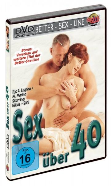 Sex über 40