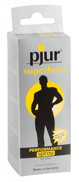 pjur Superhero