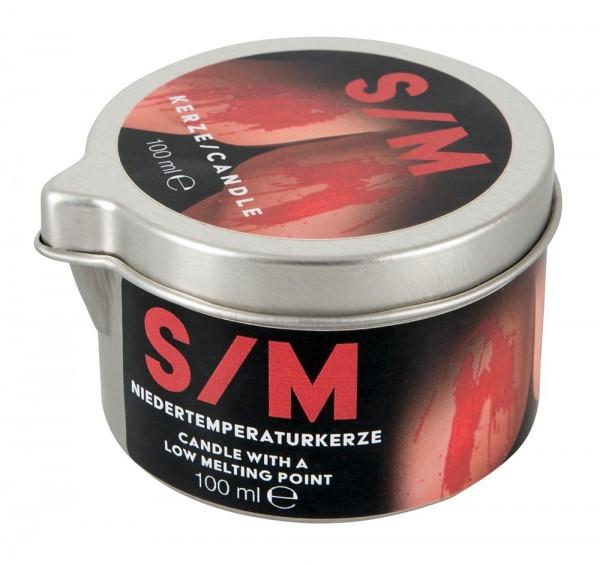S/M-Kerze Tiegel 100 ml