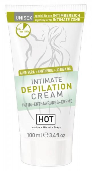 Intimate Depilation Cream