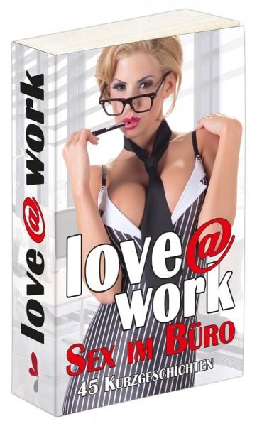 """Taschenbuch """"love@work"""""""