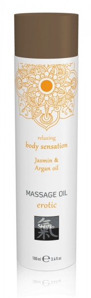 Massageöl Erotic Jasmin & Argan