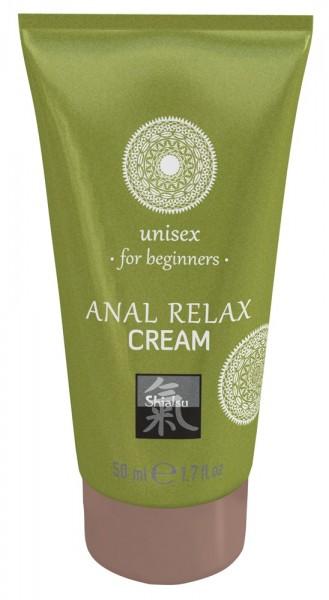 Shiatsu Anal Relax Cream