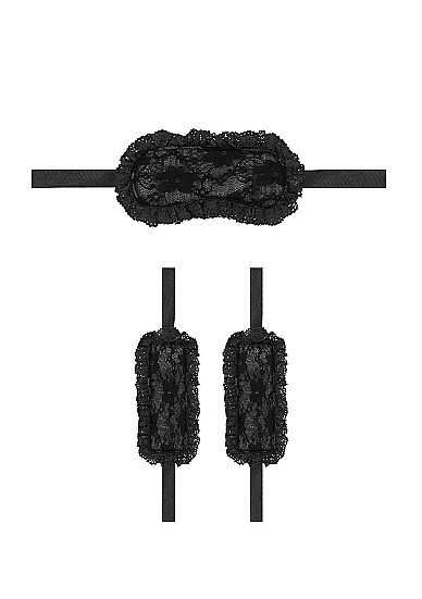 Introductory Bondage Kit #7 - Black
