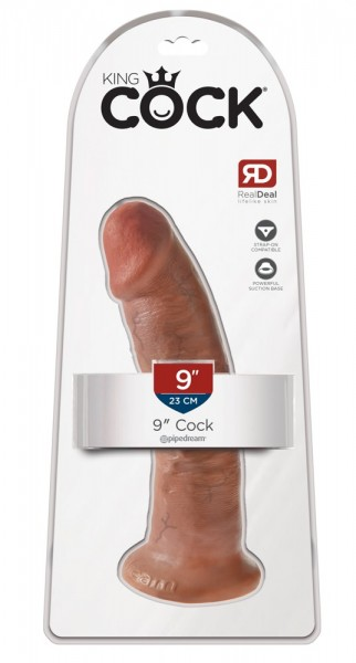 """9"""" Cock"""