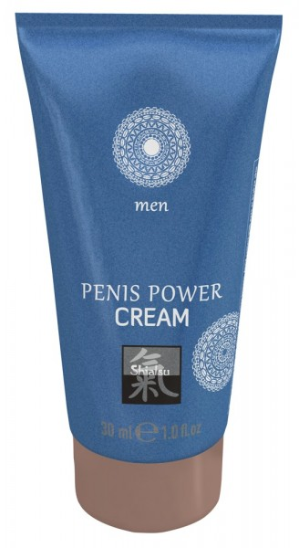 Shiatsu Penis Power Cream