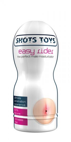 Shots Toys - easy rider - Anus