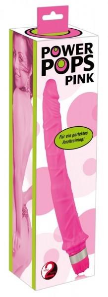 Power Pops Pink
