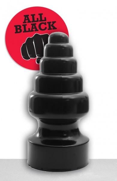 All Black - Plug Pyramide 27 cm