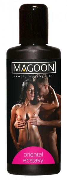 Erotic Massage Oil Oriental Ecstasy