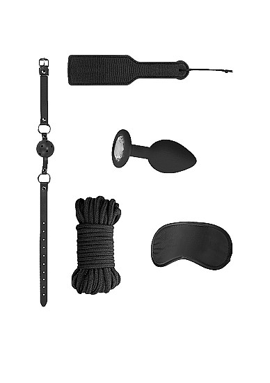 Introductory Bondage Kit #5 - Black
