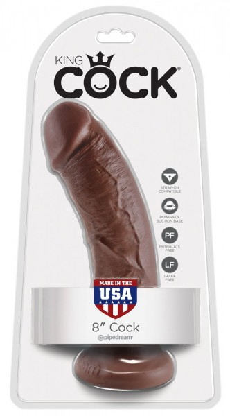 """8"""" Cock"""