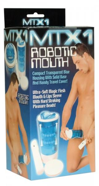 Mouth Masturbator