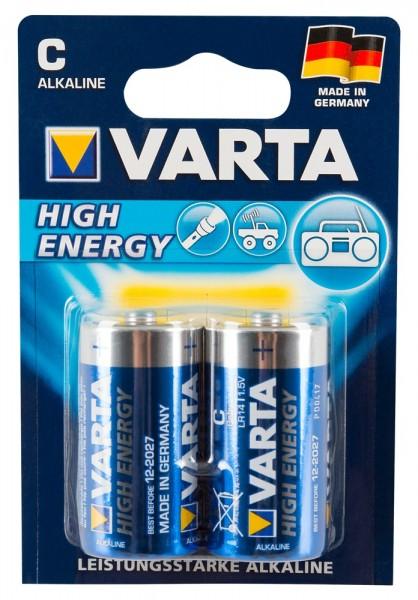"""Baby-Batterien Typ """"C"""""""