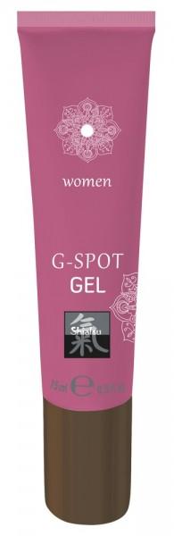 Shiatsu G-Spot Gel