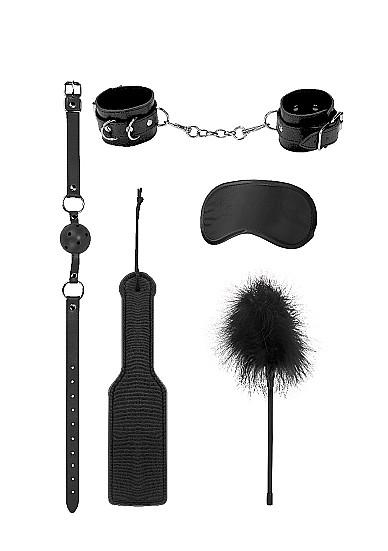 Introductory Bondage Kit #4 - Black