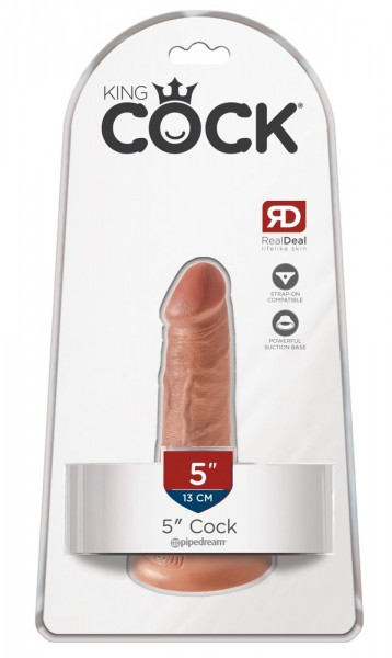 """5"""" Cock"""