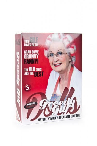 Greedy Gilf - Liebespuppe Oma