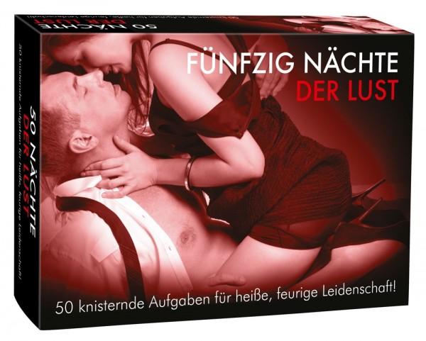 50 Nächte der Lust Erotikspiel