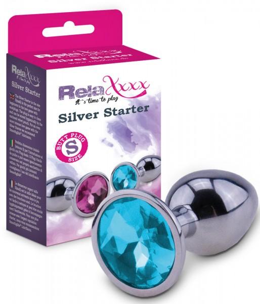 Silver Starter Plug S