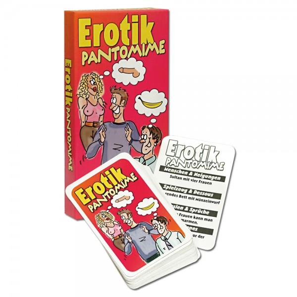 Erotik Pantomime