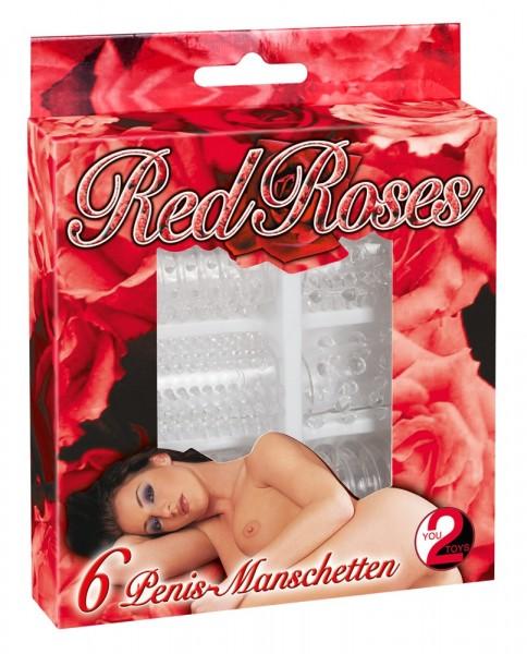 Red Roses Penismanschetten