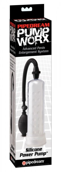 Silicone Power Pump