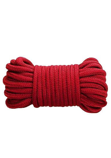 Thick Bondage Rope - 10 Meter