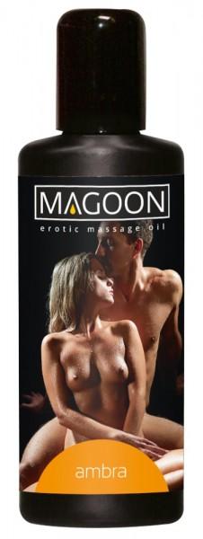 Erotic Massage Oil Ambra