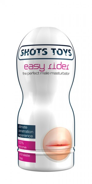 Shots Toys - easy rider - Mouth
