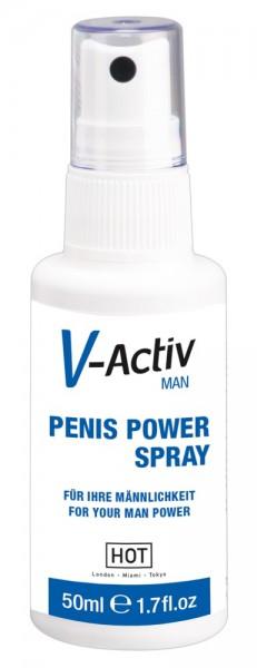 V-Activ Penis Power Spray 50 ml