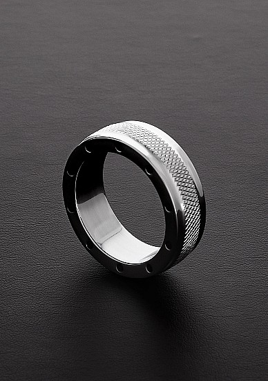 Cool and Knurl C-Ring