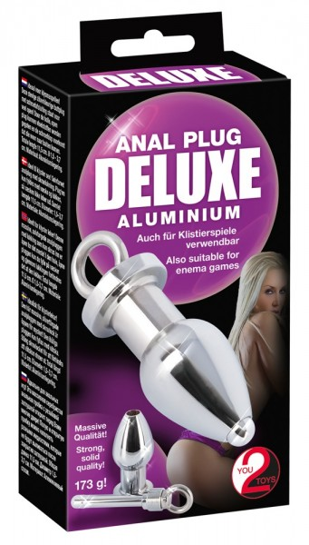 Anal Plug Deluxe