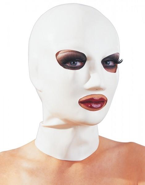 Latex-Kopfmaske