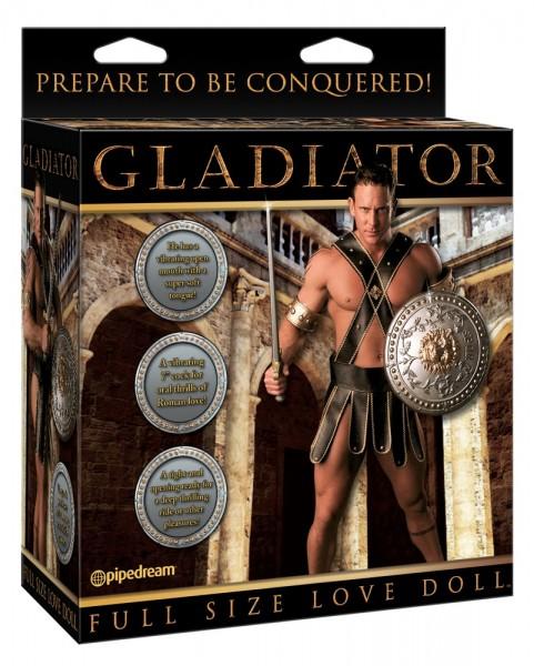 Gladiator Love Doll