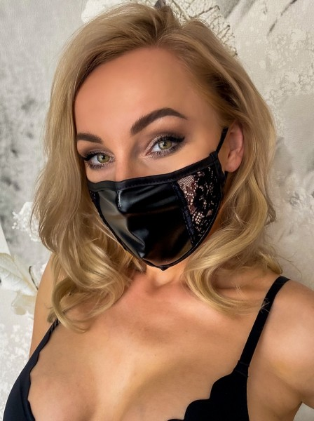 Maske Spitze