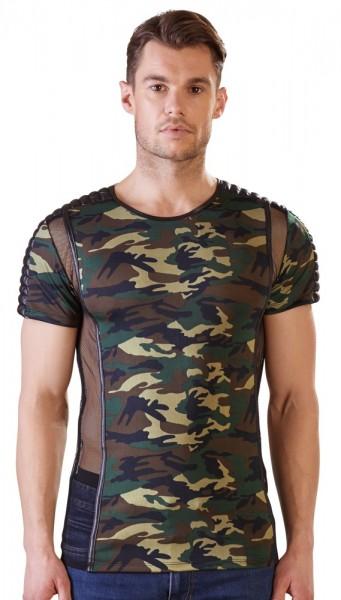 Camouflage-Shirt