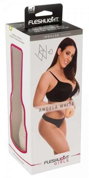 Angela White Indulge