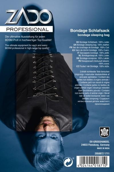Bondage-Schlafsack