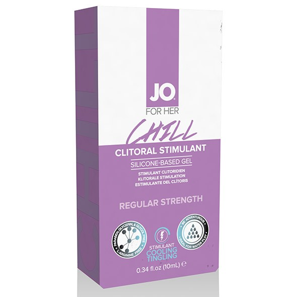 Clitoral Stimulant Cooling Chill