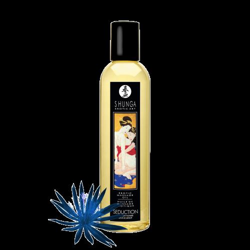 SHUNGA - Massageöl Seduction - Midnight Flower