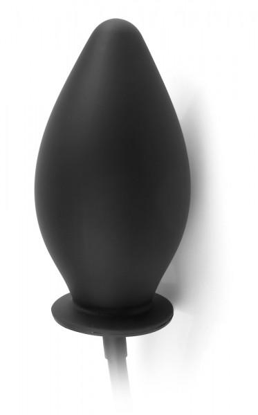 inflatable silicone plug
